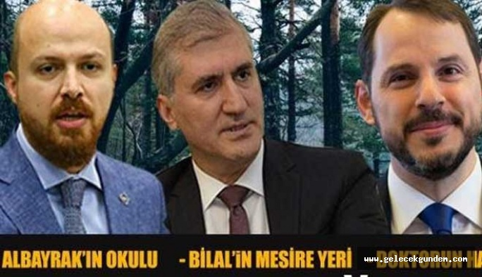 AKP'li Beykoz Belediyesi, ihale yapmadan eşe dosta arsa ve rant sağladı