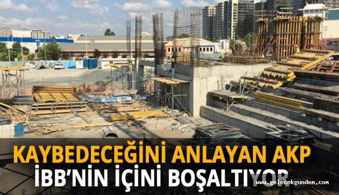 AKP'li İBB'de jet hızıyla dikkat çeken devir!
