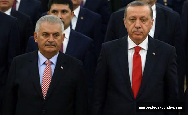 AKP'ye gelen anketler Erdoğan'ı kızdırdı: Binali Yıldırım'a ne dedi?