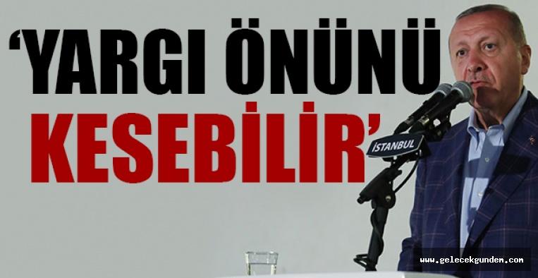 Erdoğan'dan tehdit gibi Ekrem İmamoğlu açıklaması