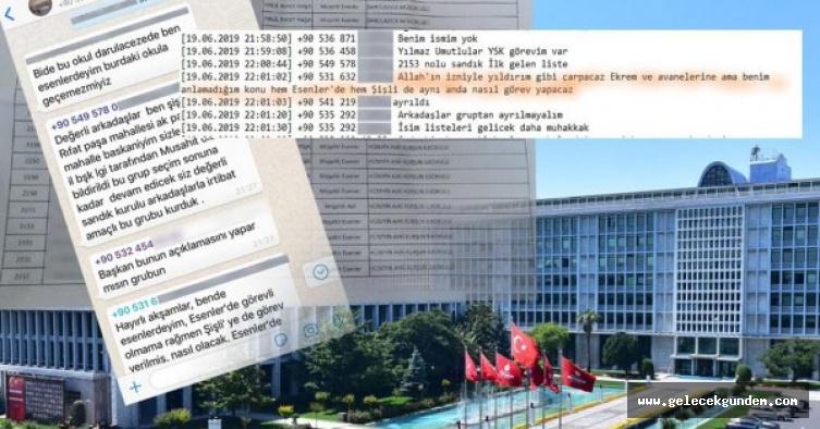İBB personeline sandık görevi: Binlerce personel AK Parti adına müşahit yapıldı