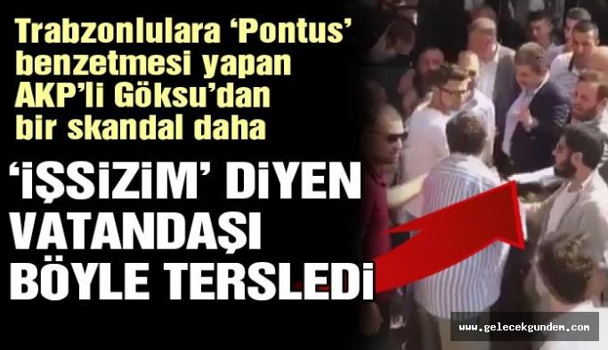 'İşsizim' diyen vatandaşı, AKP'li belediye başkanı böyle tersledi