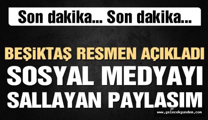 Son dakika! Beşiktaş Abdullah Avcı'yı resmen açıkladı! İşte sosyal medyayı sallayan açıklama!