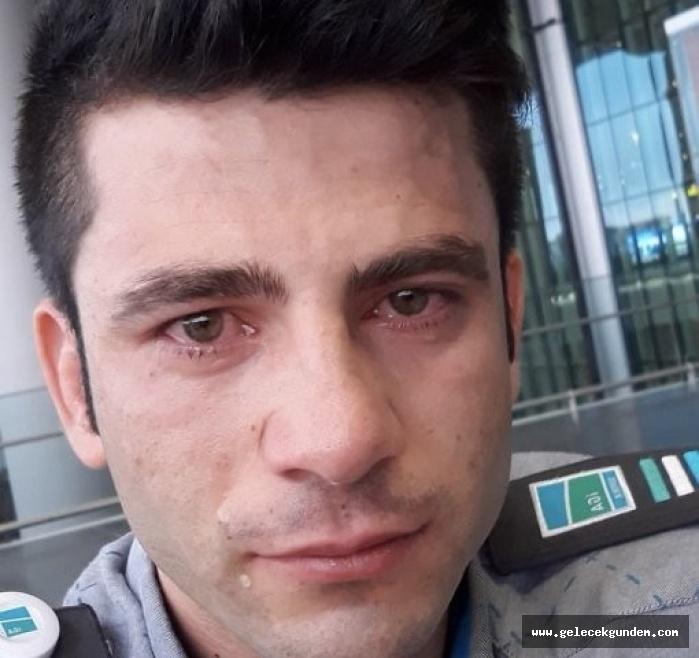 Yeni havalimanında intihar. Ne mutlu Kürt ve Türküm diyebilene