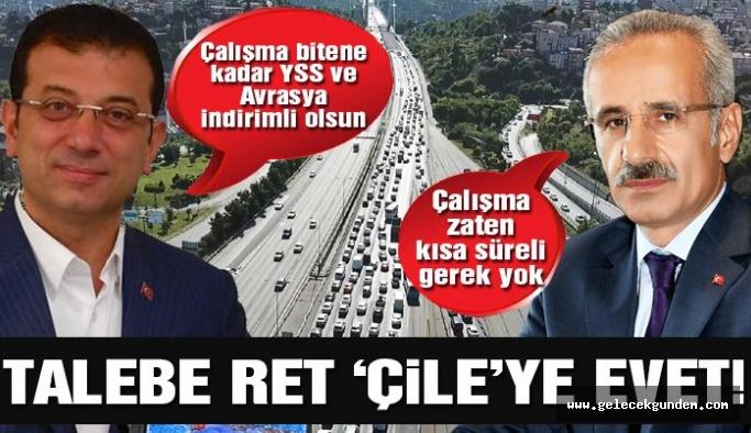 AKP'li Ulaştırma Bakanlığından indirim talebine ret!