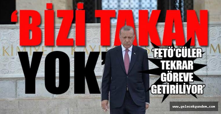 AKP'li vekillerden sonra il başkanları da 'kazan kaldırdı'