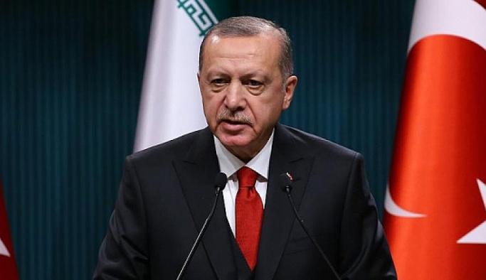 Erdoğan'dan Erbil'deki saldırıya ilişkin ilk açıklama