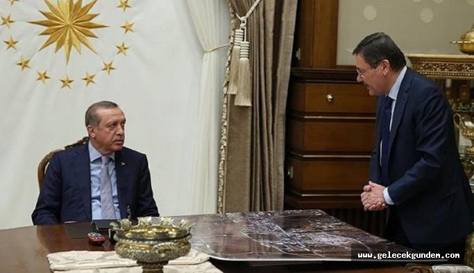 Erdoğan'dan Melih Gökçek'e yeni görev!