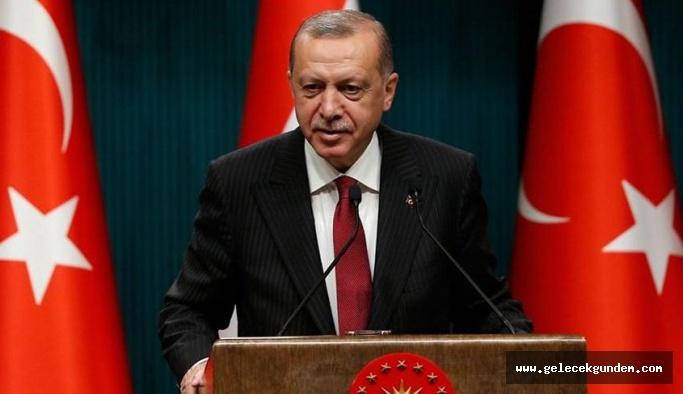 Erdoğan'dan 'güncel vurgulu' KKTC mesajı