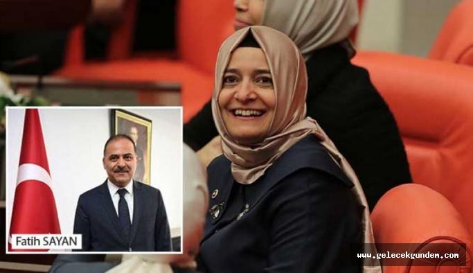 Eski AKP'li bakan Sayan'ın her kardeşi bir görevde!
