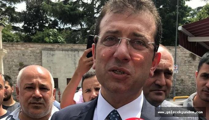 İmamoğlu'nun Anıtkabir davetine AKP'den ses yok