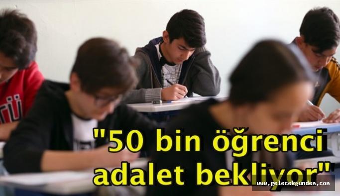 MAĞDUR  50 ÖĞRENCİ ADALET İSTİYOR!