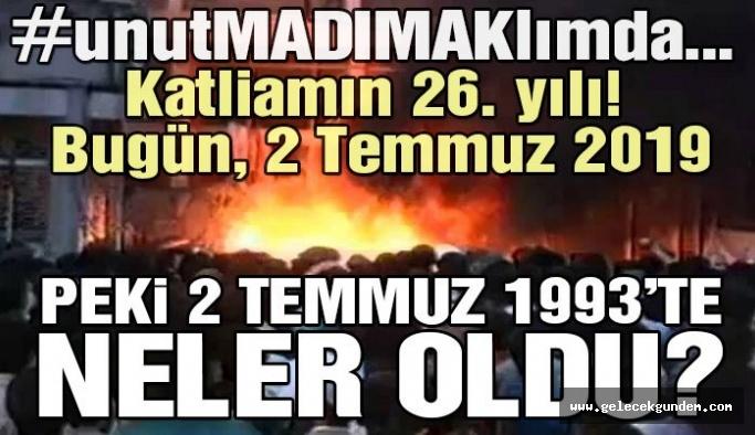 Sivas  Katliamı 1993: Madımak Oteli'nde ne oldu?