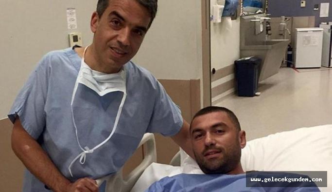 Son dakika! Burak Yılmaz ameliyat oldu! Beşiktaş'tan açıklama…