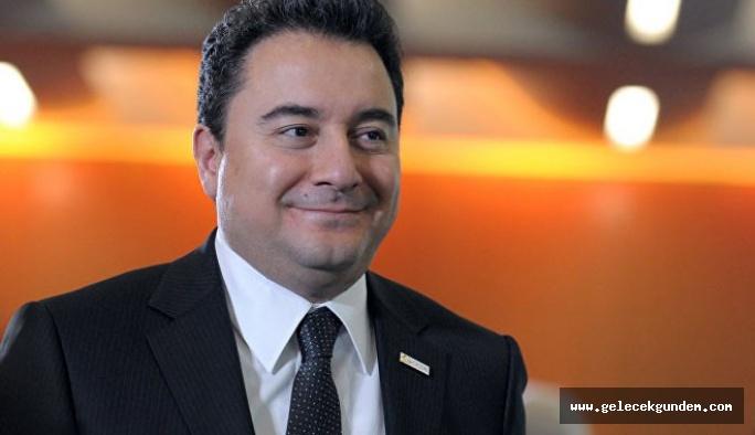 Ali Babacan'dan istifa sonrası ilk açıklama: Çalışmayı başlattık...