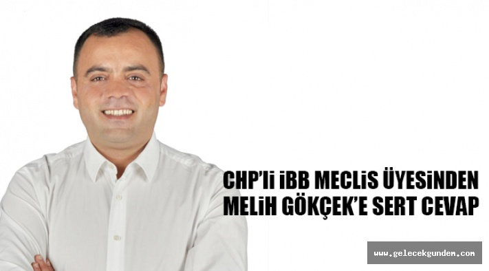 CHP'li Nadir Ataman'dan Sert Cevap