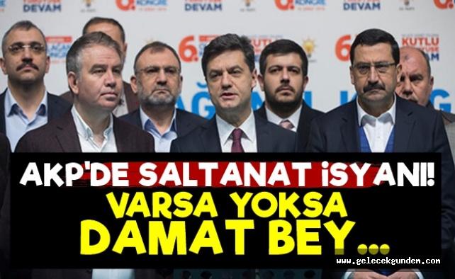 Eski Başkan AKP'deki Saltanatı anlattı!