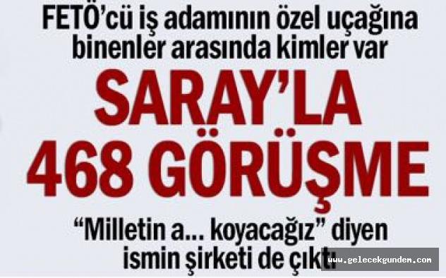 Fetö'cüler ByLock yüklü telefonla AKP'nin kurmaylarını aramışlar  !