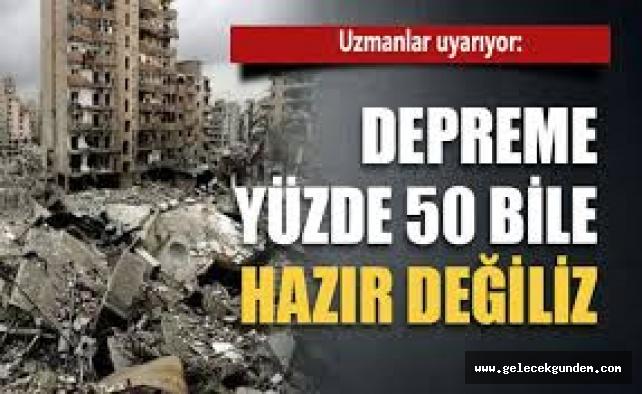 İstanbul için korkutan deprem gerçeği! Tehlike büyük ve hazır değiliz!
