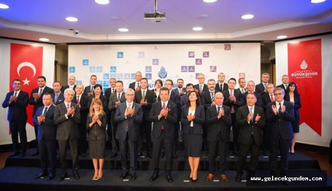 İşte İBB'nin yeni üst yönetimi ve özgeçmişleri