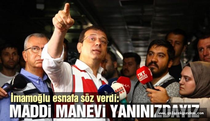 Ve İmamoğlu İstanbul'da