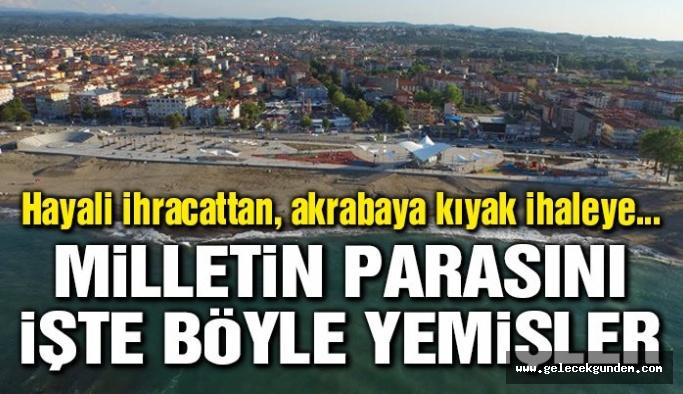 AKP'Lİ BELEDİYE BAŞKANI, ESKİ BAŞKANIN YOLSUZLUK İDDİASI İÇİN MÜFETTİŞ İSTEDİ !