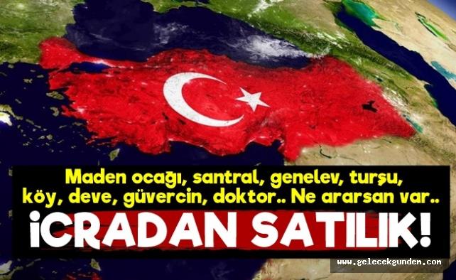 AKP Sayesinde Herşey İcradan Satılık!