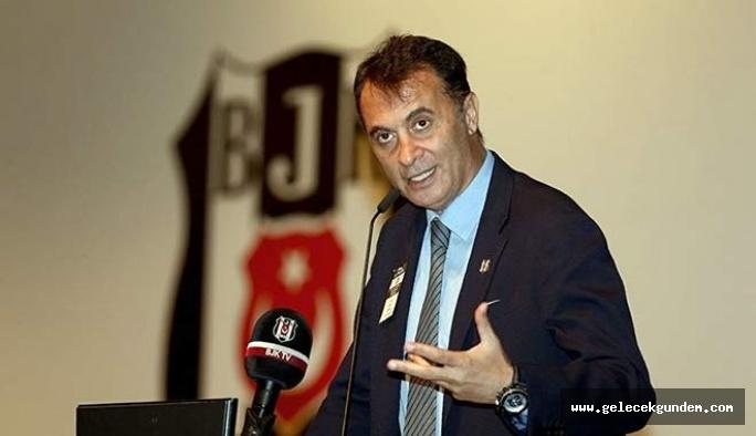 Beşiktaş Başkanı Fikret Orman'dan flaş istifa kararı