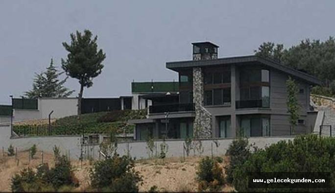 CHP'li başkanın 7 Milyon TL'lik kaçak villası