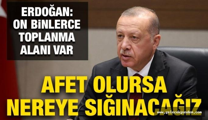 Erdoğan 'on binlerce' dedi bakın kaç tane çıktı