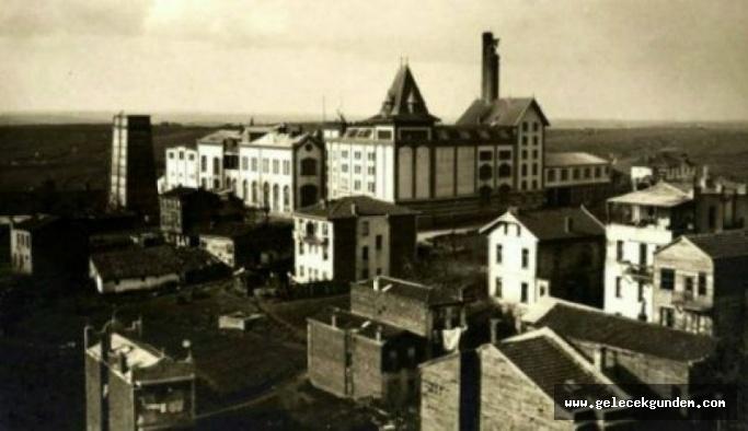 İBB ve Şişli Belediyesi Bomonti Bira Fabrikası için devrede
