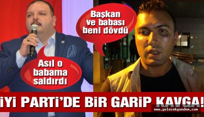 İYİ Parti'de 'dayak' iddiası: Başkan ve meclis üyesi birbirini suçladı