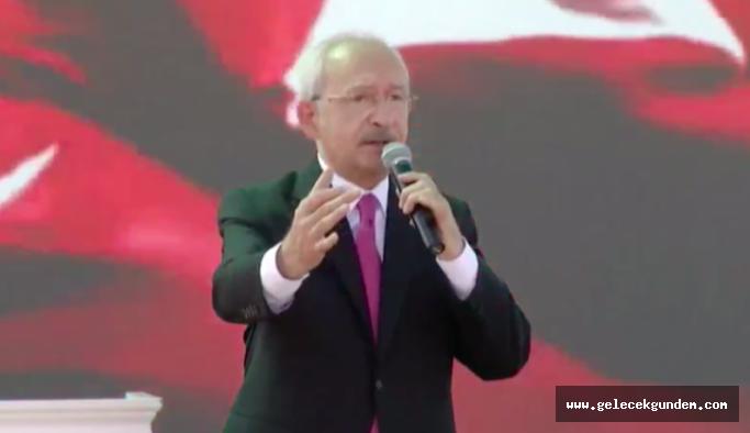 Kılıçdaroğlu: Bunları söylemek Mustafa Kemal'in partisine yakışır