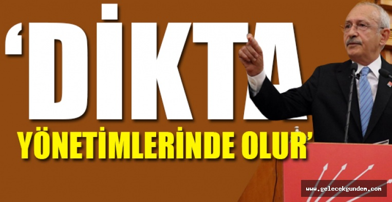 CHP Lideri: Millet İttifakı'nı bozmak için istihbarat devrede