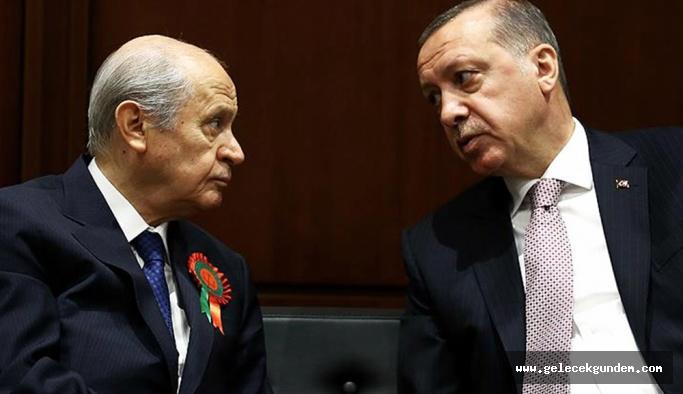 Erdoğan ve Bahçeli'ye soğuk duş! Altı farklı anket şirketinden çarpıcı sonuçlar