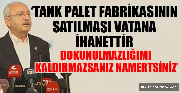 Kılıçdaroğlu meydan okudu!