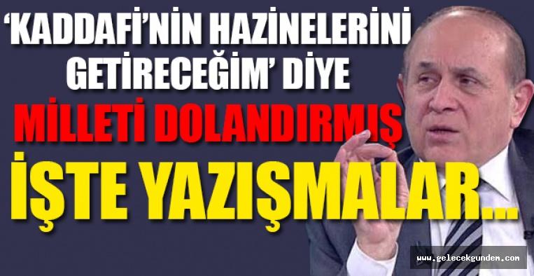 AKP'li isimden Burhan Kuzu'ya; 'dolandırıcılık', 'ölüm tehdidi', 'darp' suçlaması