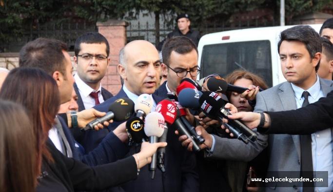 Bakırköy Belediye Başkanı Dr. Bülent Kerimoğlu : İntihar eden hanımefendi kapıdan çıkmaya gayret etmiş...