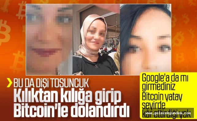 Bitcoin dolandırıcısı Safiye her yerde aranıyor
