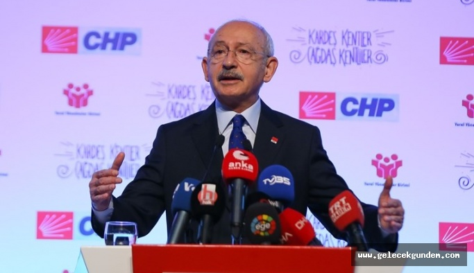 CHP'li başkanlar kampı İzmir'de başladı!