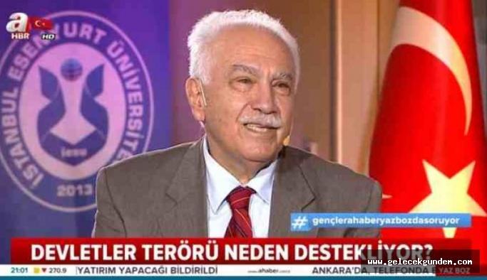 Doğu Perinçek A Haber'de: Davutoğlu, Babacan ve Abdullah Gül FETÖ'nün siyasi ayağıdır