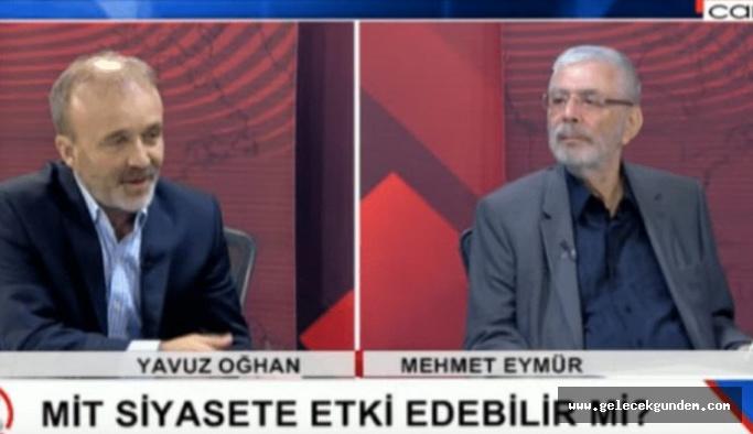 Eski MİT'çi Mehmet Eymür'den Hakan Fidan eleştirileri: MİT başarılı değildir!