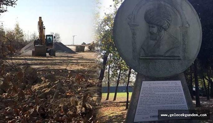 Fatih Sultan Mehmet'in Hünkar Çayırı da ranta açılıyor