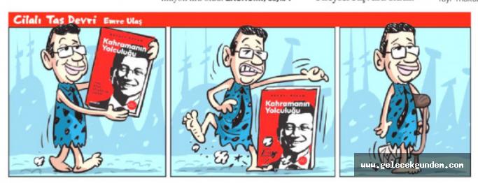 İBB Başkanı İmamoğlu'nu destekleyen gazete CHP'de kriz yaratan kitabı böyle çizdi