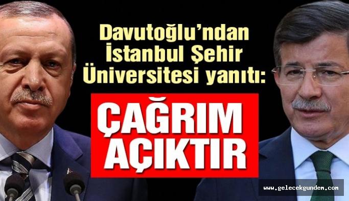 AHMET DAVUTOĞLU'NDAN FLAŞ ÖNERİ CUMHURBAŞKAN'ININ MALVARLIĞI ARAŞTIRILSIN!