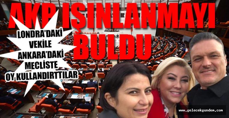AKP'den Meclis'te skandal oyun!