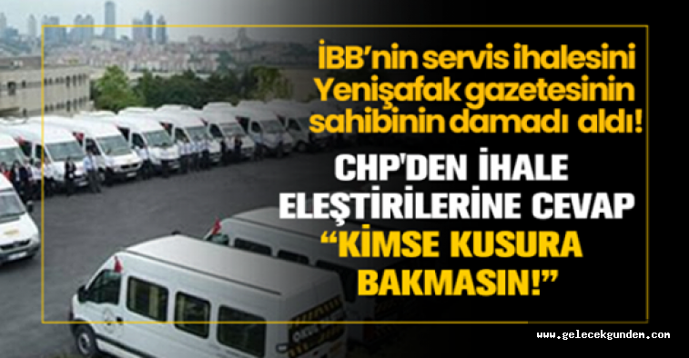 AKP 'li Albayrak'ın damadı İBB'den bir ihale daha alıyor !