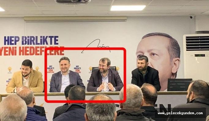 AKP'Lİ GÜNGÖREN BELEDİYE BAŞKANI ORTAĞINI YARDIMCISI OLARAK ATAMIŞ!