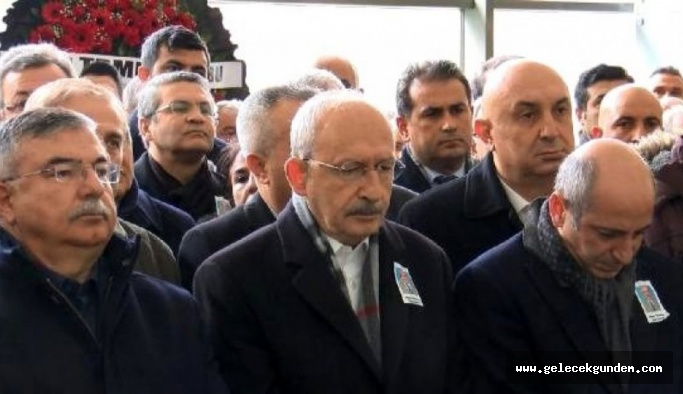 CHP Kahramanmaraş Milletvekili Ali Öztunç'un acı günü