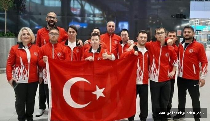 Dünya Down Sendromlular Judo Şampiyonası'nda 2 altın madalya
